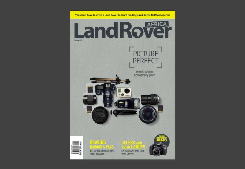 Landrover Magazine