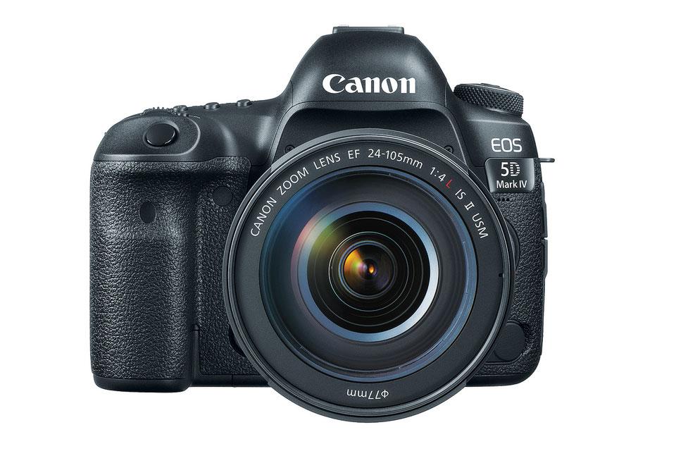 Canon 5D Mk IV
