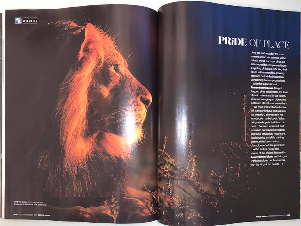travel africa.com Remembering Wildlife - Wildlife Photographers United